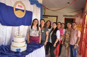 Aniversário - 53 da Escola São Sebastião